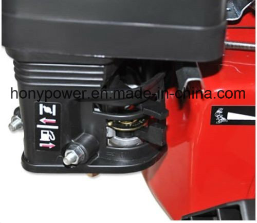 4 Stroke Air-Cooled Gasoline Generator