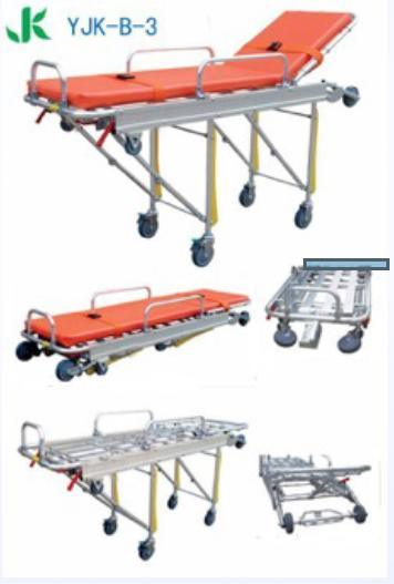 High Quality Folding Ambulance Strecher Separated Emergency Strecher