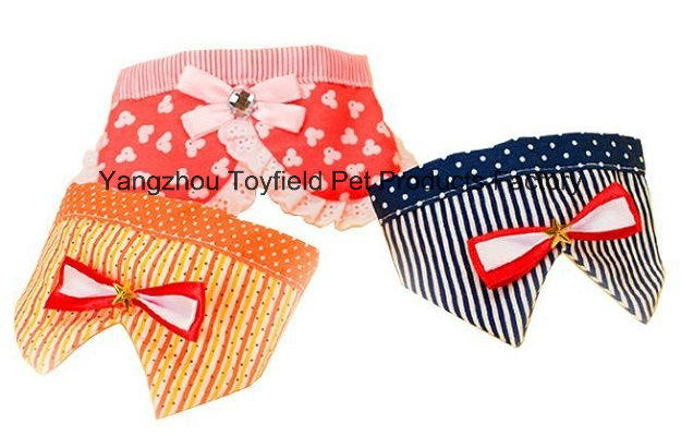 Pet Bandana Scarf Adjustable Triangle Dog Bandana