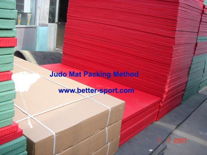 Judo Mat, Ijf Judo Mat