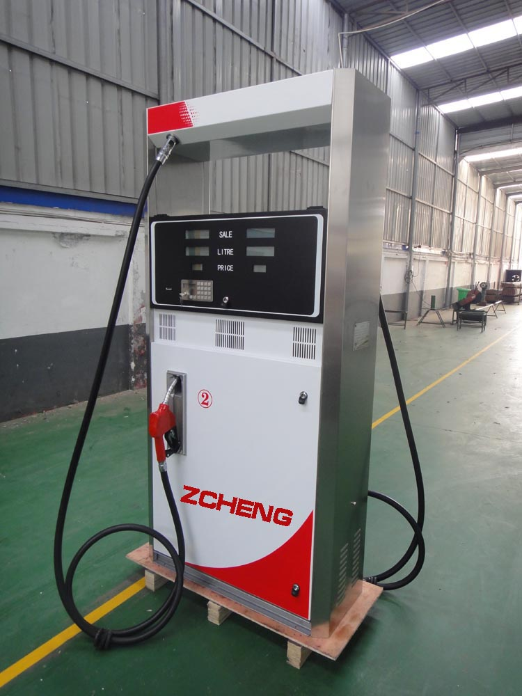 Gas Station Pump Fuel Dispenser