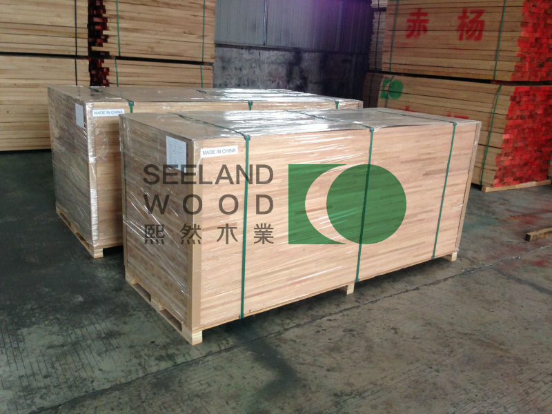 Walnut Solid Panel for Exportation