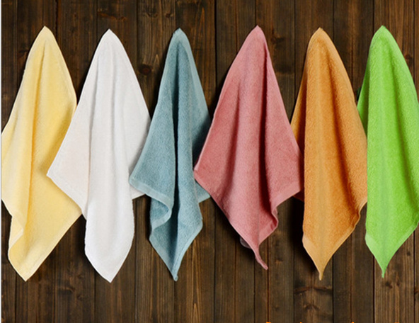 Wholesale 100% Cotton Sports Hotel Hand Towel