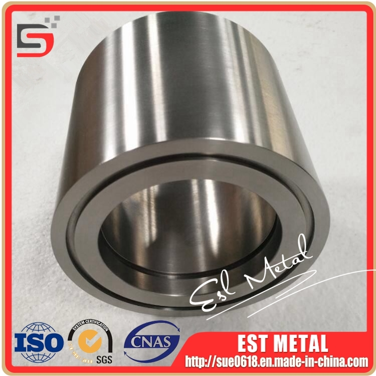 Gr2 Titanium Forged Parts Titanium Fitting for Industry