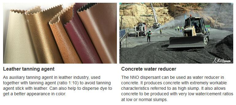 Concrete Water Reducer Sodium Naphthalene Sulfonic Acid Formaldehyde