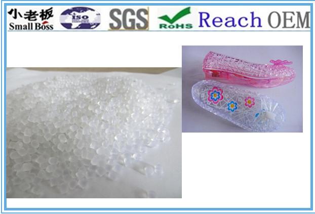 PVC Granule for Soles Sole