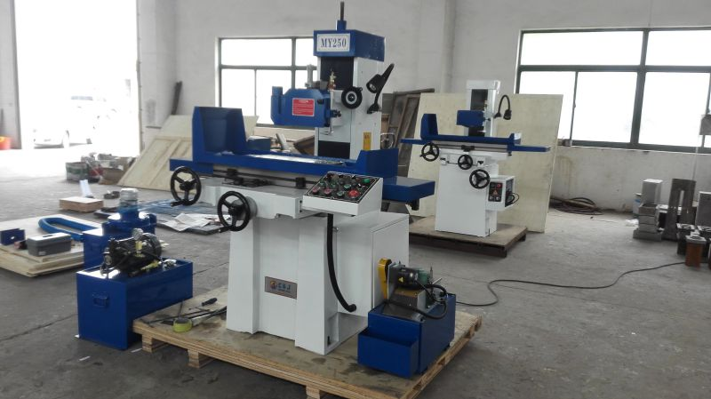 Prescion Hydrauic Surface Grinding Machine (MY250 Table Size 250x550mm)