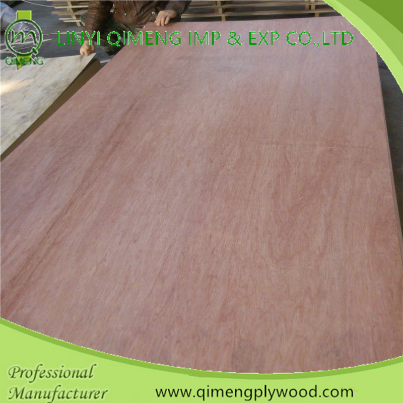 Poplar Core 18mm Uty Grade Commercial Plywood with Low Price