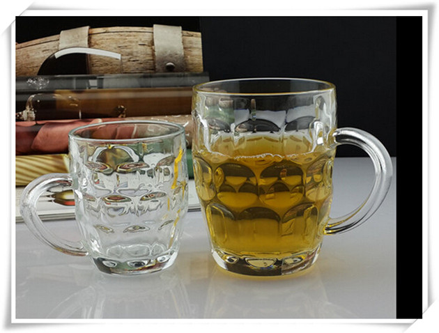 New Design Hight Quatity Transparent Glass Wine Cup 560ml