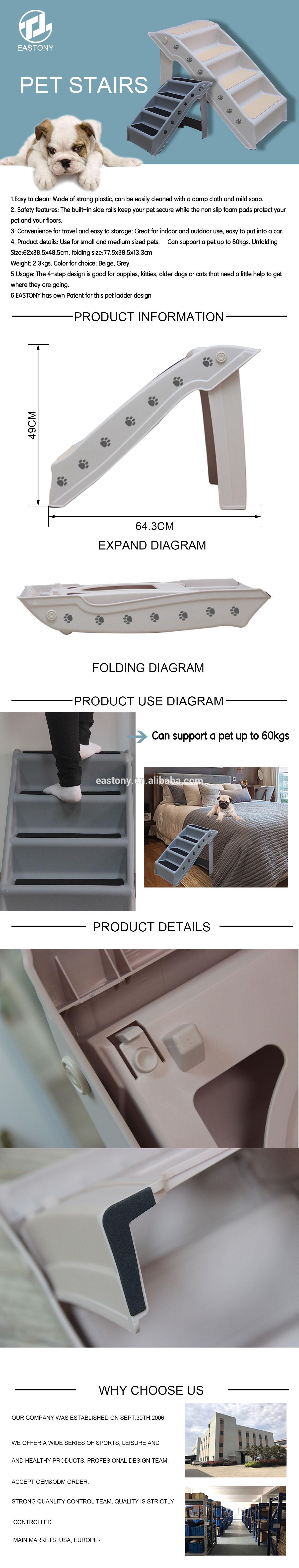 pet steps for dog or cat