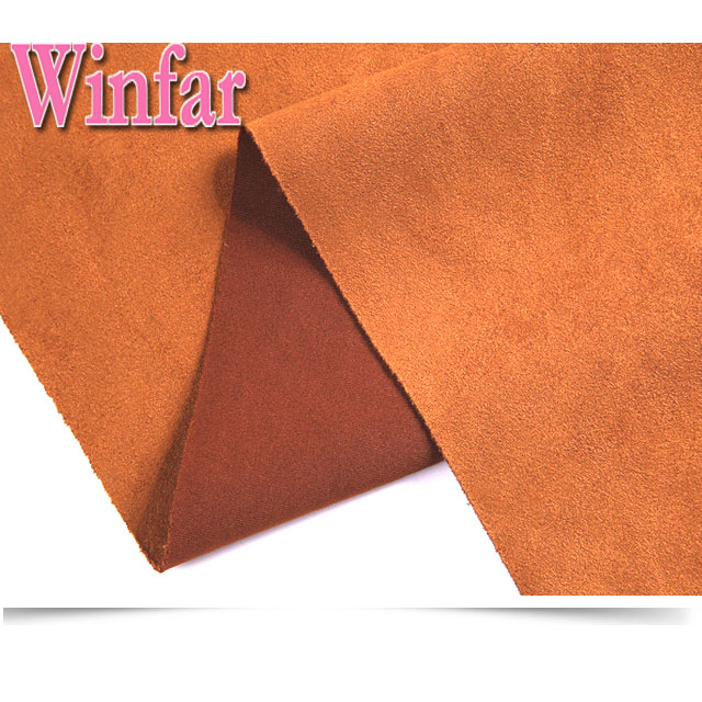 High Quality Microfiber Suede Fabric