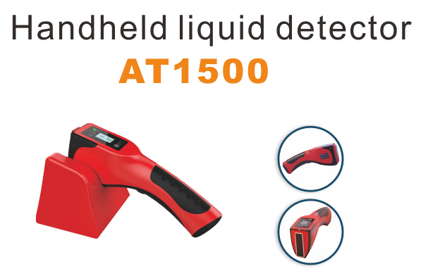 Handheld Bottle Liquid Detector for Airport Liquid Security Inspection and Detection