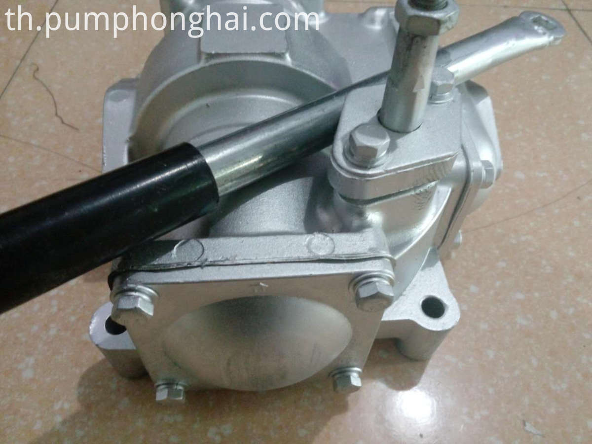 High Pressure Hydraulic Oil Hand Pumps