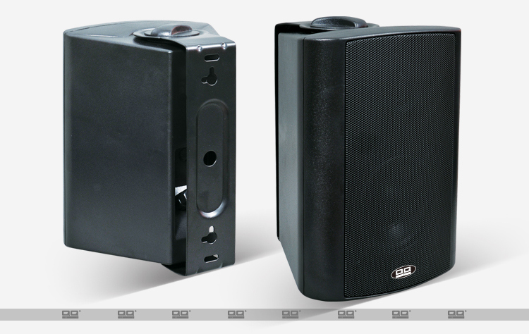 High End Wall Mount Speakers for School