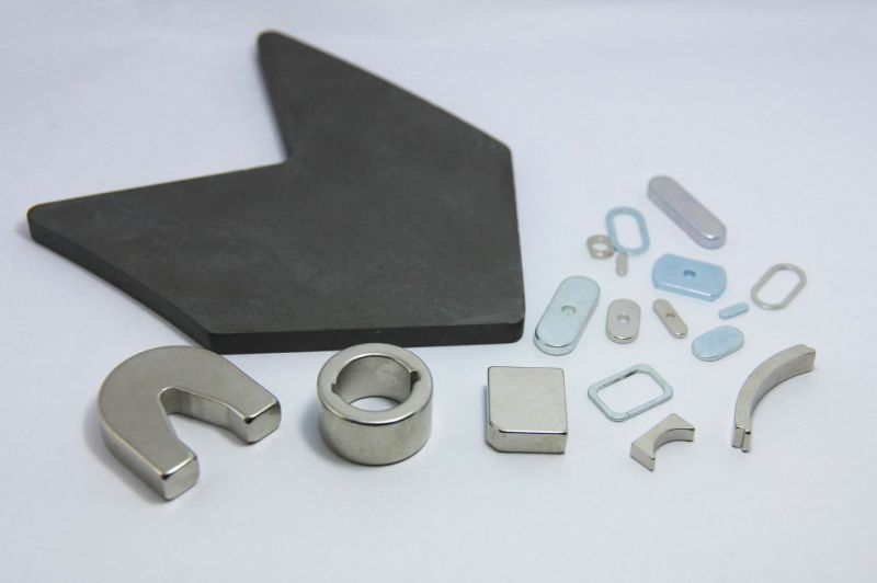 Customized Motor Magnet with Special Shape
