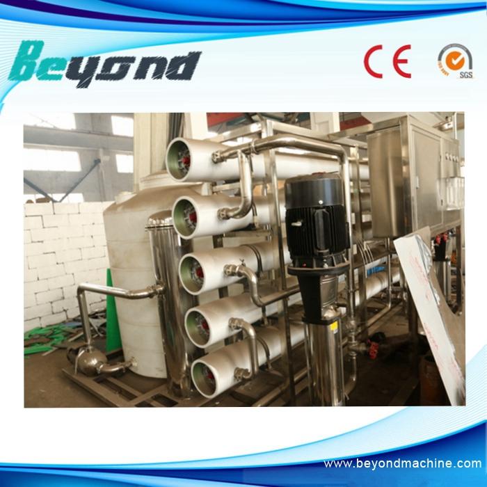4000bhp Reverse Osmosis Water Treatment Plants