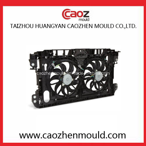 Plastic Injection Auto Fan Cover Mould in China