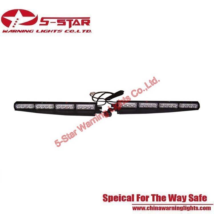 LED Truck Visor Emergency Vehicle Flashing Strobe Warning Light