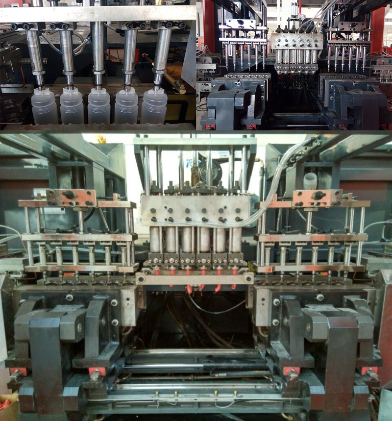 Automatic High Speed Series Plastic Machinery of Bottle Blow Moulding Machine