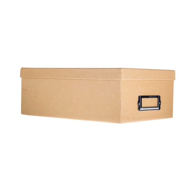 Heavy Duty Paper Cardboard Packaging Organizer Box