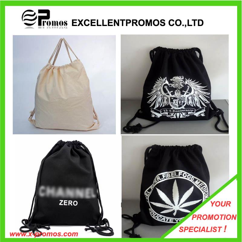 Eco-Friendly Logo Customized Promotional Jute Bag (EP-B9062)