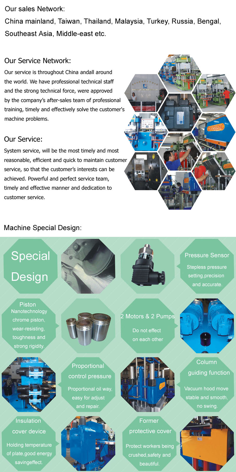 High-Precision Automatic Fast-Speed Track-Style Hydraulic Molding Machine for Auto Parts (KSH-150T)