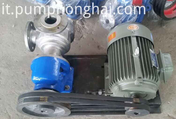 High Viscosity Molasses Conveyor Pump