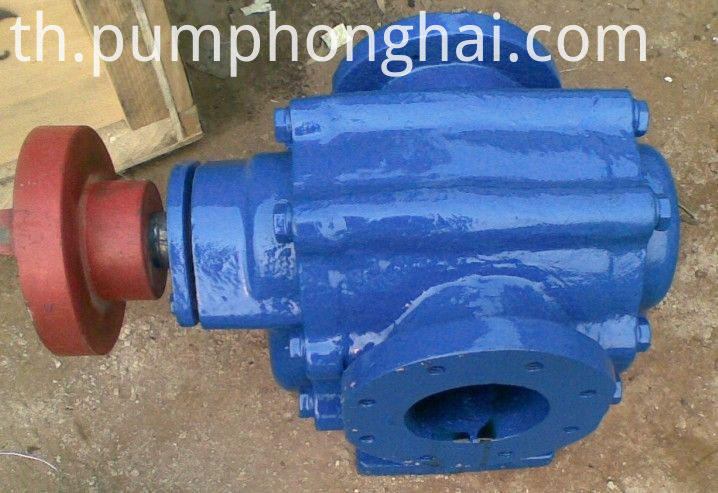 ZYB135-ZYB960 gear oil pump: