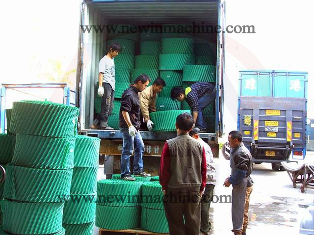 PVC Fills Manufacturer for Cooling Tower Water Treatment