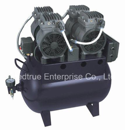 CE/ISO Approved Hot Sale Medical Dental 45L Oil-Free Air Compressor (MT04005011)