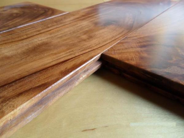 ABC Grade Solid Acacia Hardwood Flooring/Parquet Flooring