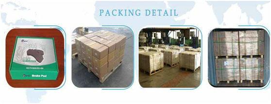 Wva29174 Brake System Supplier China Wholesaler Brake Pads for Mercedes-Benz