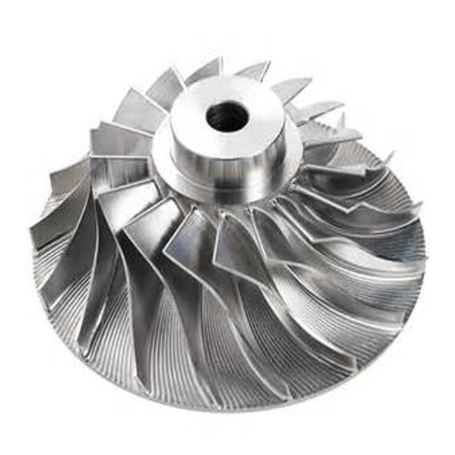 stainless steel pump impeller water pump castin