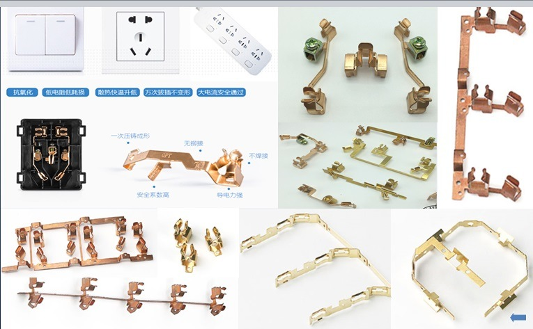 China Sheet Fabrication Precision Metal Stamping Part From Factory