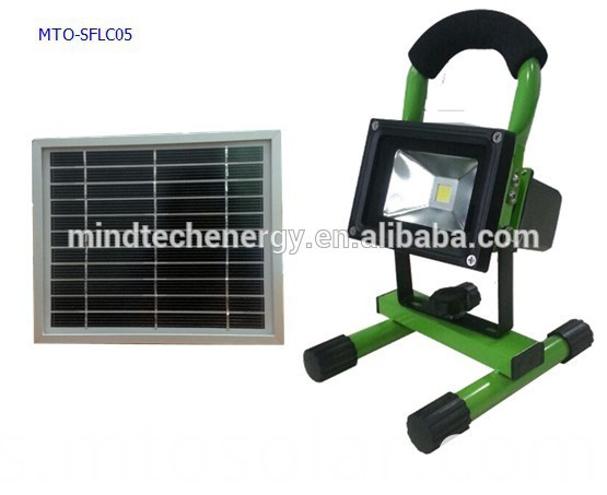 powered flood Solar lights