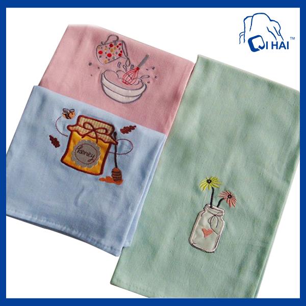 Pure Cotton Gifts Kitchen Towel (QHKC7714)