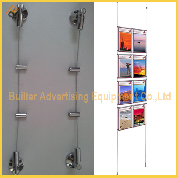 Metal Hanging Bag Display Stand
