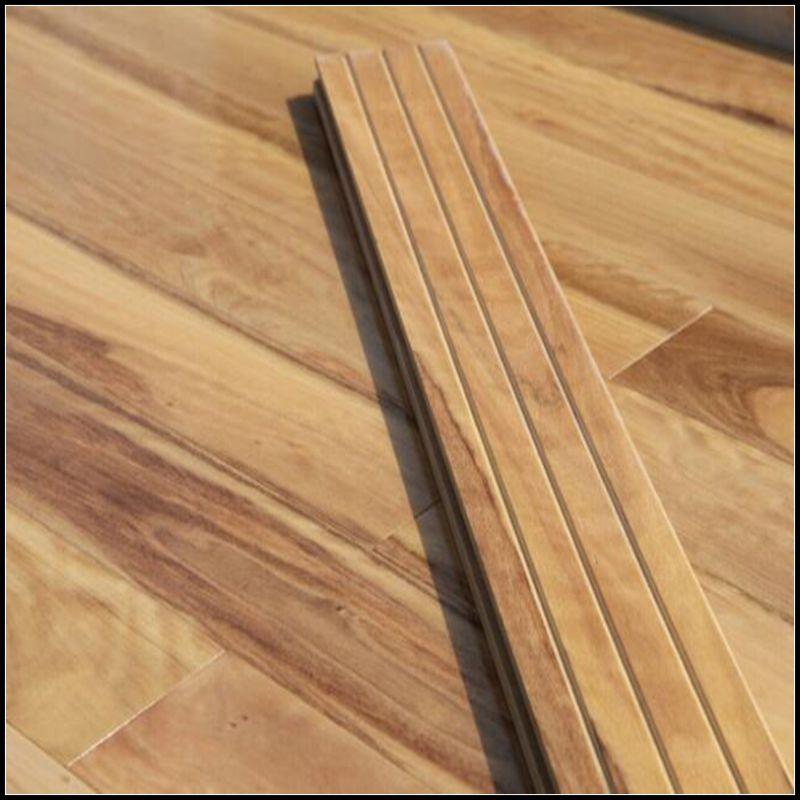 UV Lacquered Solid Blackbutt Timber Floor