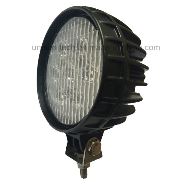 Heavy Duty 56W Round LED Machine Work Lamps