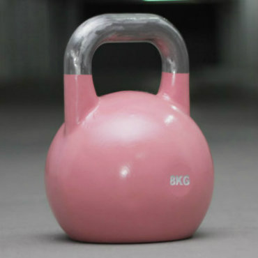 Painting St14 Steel Hollow Competition Kettlebell with Stainless Handle