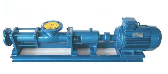 G Series Single Screw Pump for Food