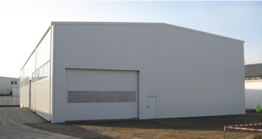 Gable End Popular Style Light Steel Structure Erection Storage (KXD-Z1)