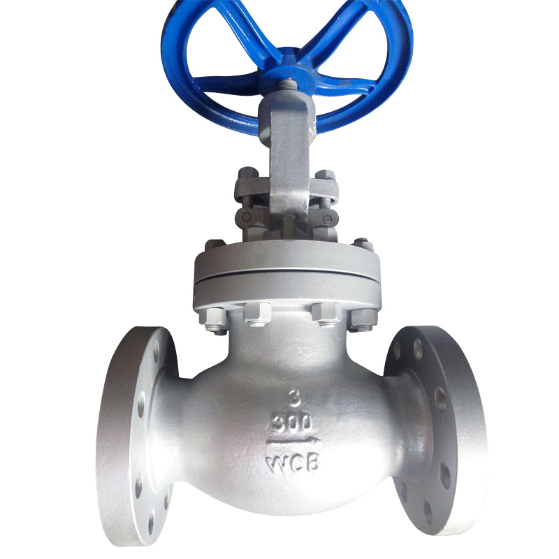 300lb API Globe Valve with Carbon Steel RF