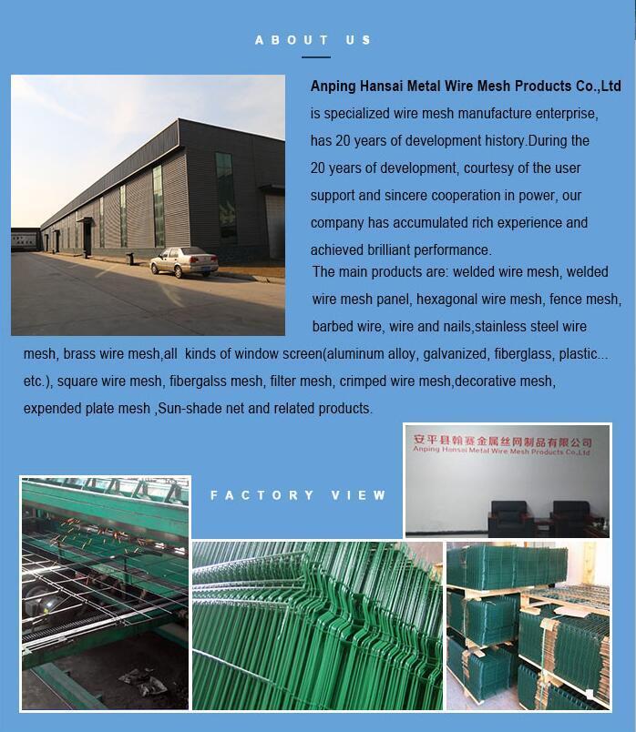 20 Years Factory Aluminum Livestock Gates 358 Fence