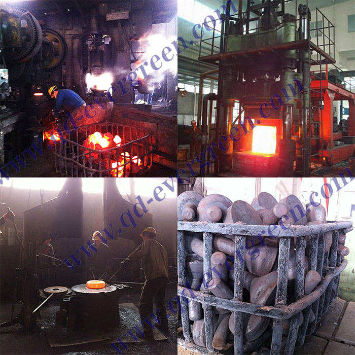 Metal Works for Steel Stamping Part