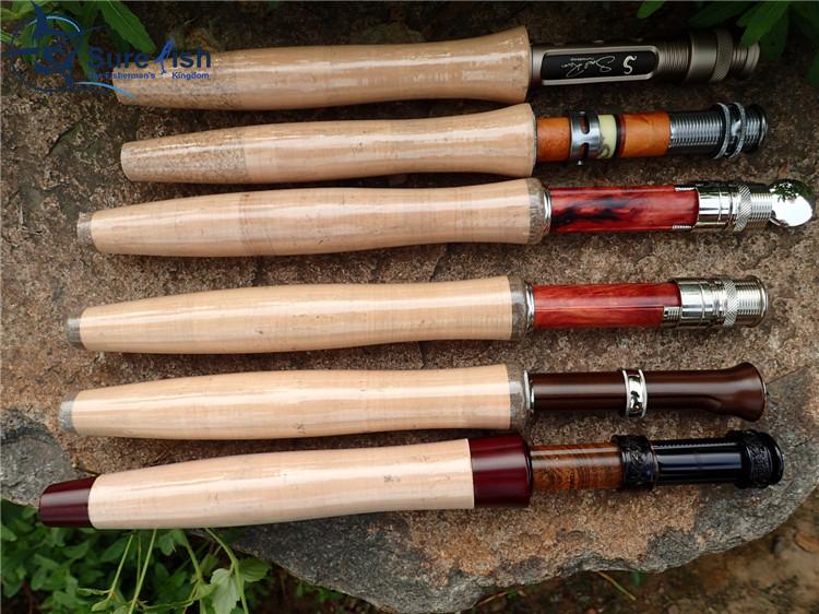 Free Shipping OEM Aaaa Cork Fly Fishing Rod Grip