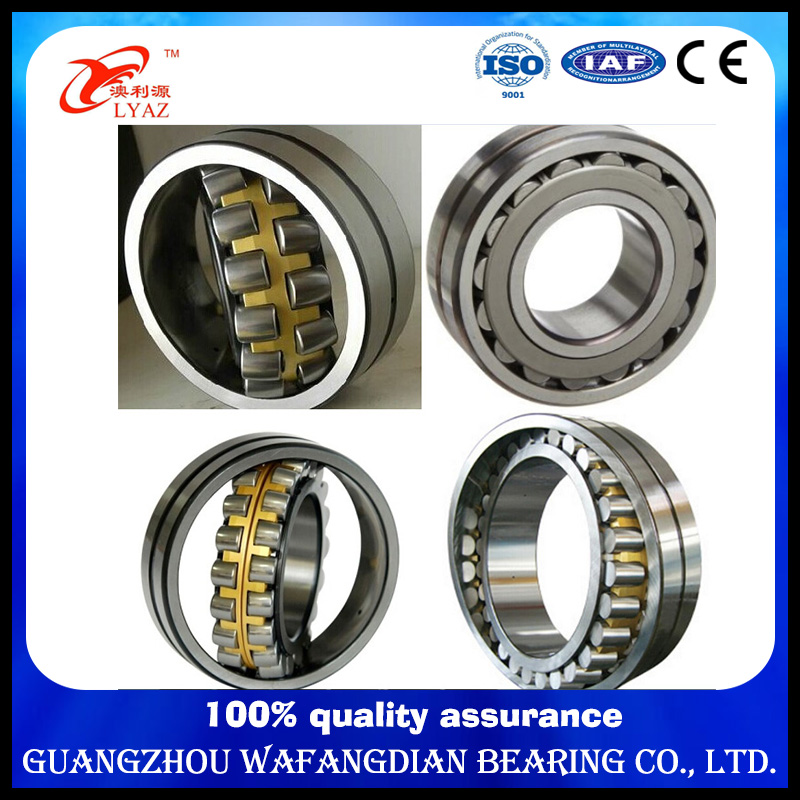 Copper Core Spherical Roller Bearing for Agricultural Machine