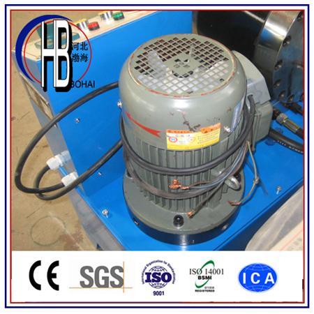 China Finn Power Ce ISO Hydraulic Hose Crimper