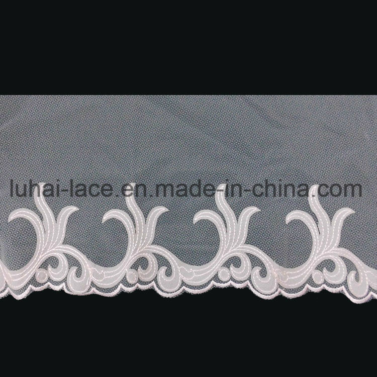 High Quality Chemical Water Soluble Venice for Garment Laser Lace