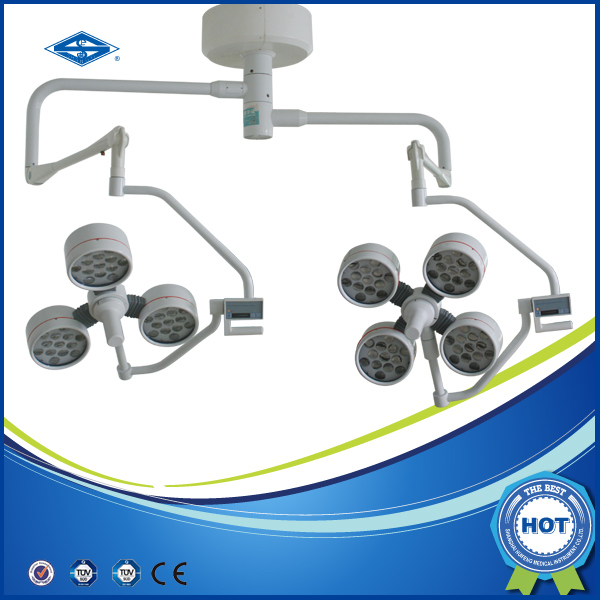Ce Double Dome High Quality LED Operation Lamp (YD02-LED3+4)